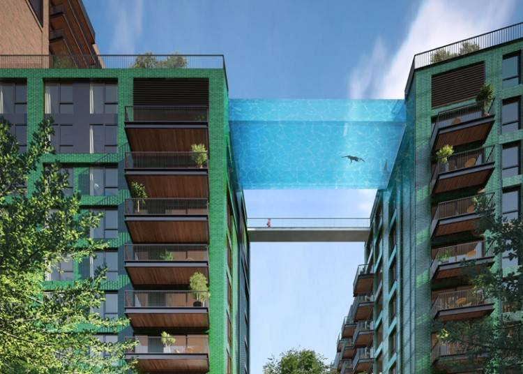 pool design plans concrete pavilion overlooks tehran swimming by krds and  architecture dezeen how to build