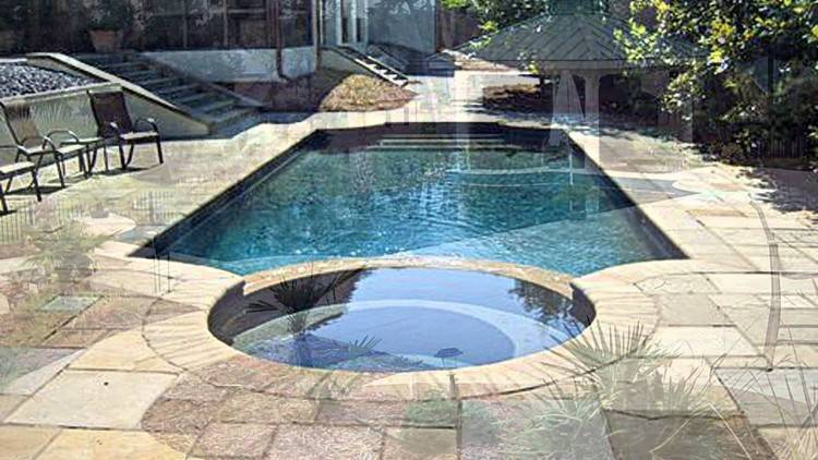 Swimming Pool Designs Medium size Grecian Inground Swimming Pools  Designs Pool Roman semi inground gunite pool