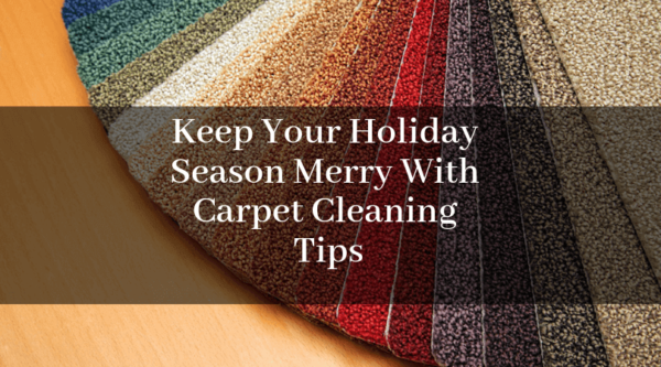 Carpet is a good way of trapping those harmful particles because they get  caught in between the fibers so that they aren't such an irritant