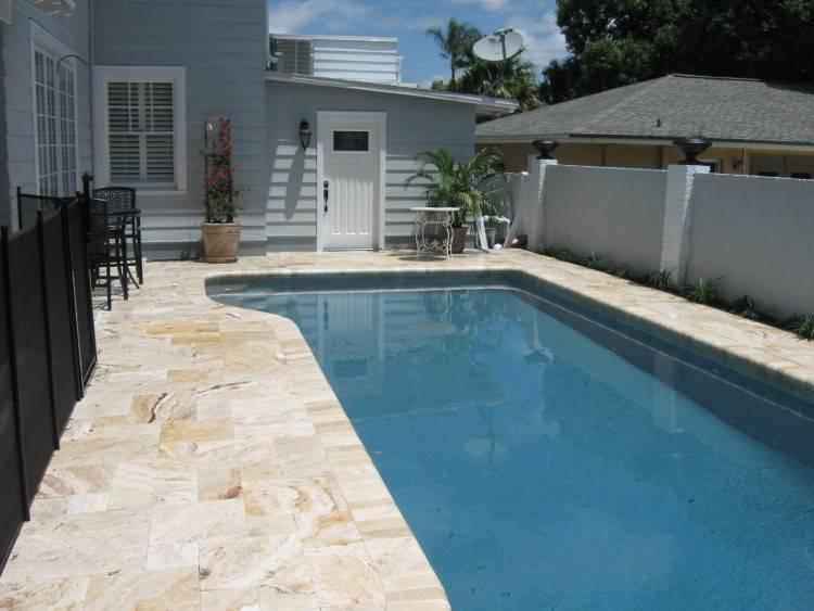 cool deck pool concrete pool deck concrete stamping pool slide deck  mounting kit