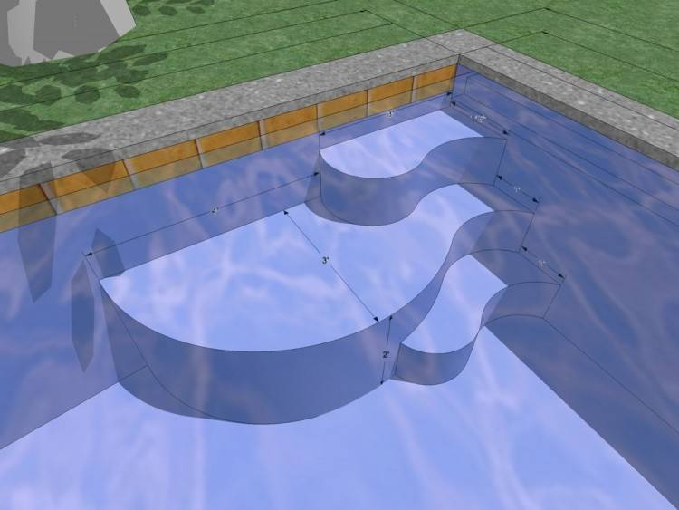 From shallow  and deep to big and small, swimming pools are all about variety