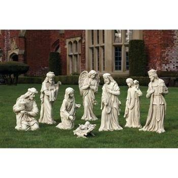 outdoor nativity  figures outdoor nativity set