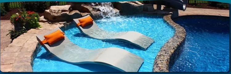 Grand Cayman Fiberglass Pool