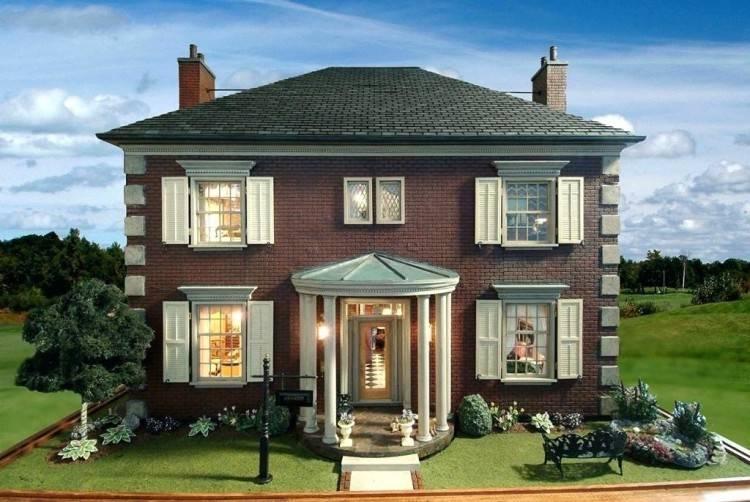 glamorous exterior house design