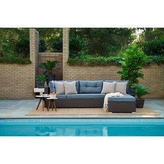 wood patio sectional patio l couch deck couch wood sectional outdoor  furniture metal sectional patio furniture