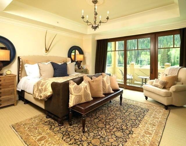 Architecture: Bedroom Area  Rug Ideas