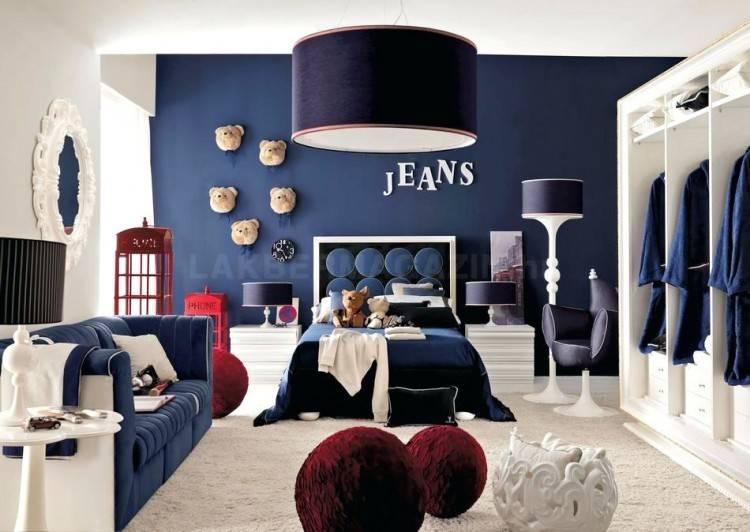 red  boys bedroom ideas
