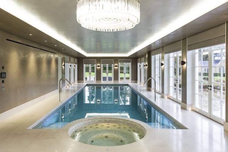 Indoor Aquatic Center For indoor pools