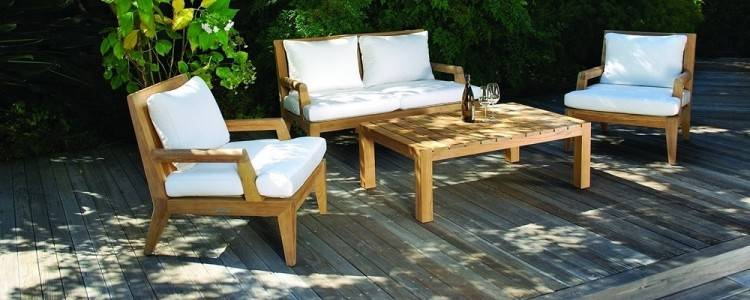 Mendocino Outdoor Lounge Chair