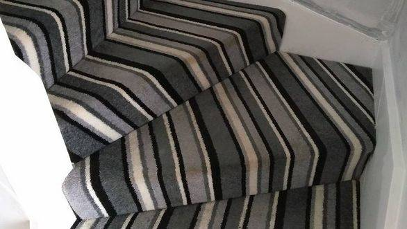 type of carpet for stairs