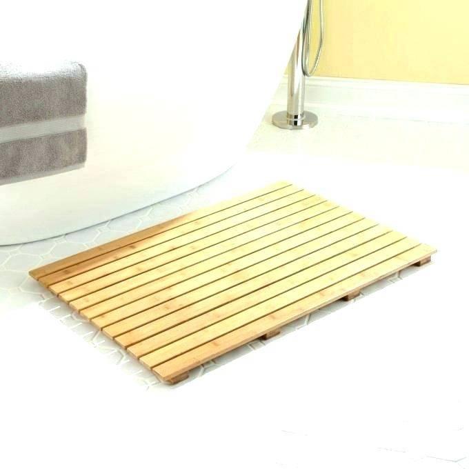 sheen shower floor mats