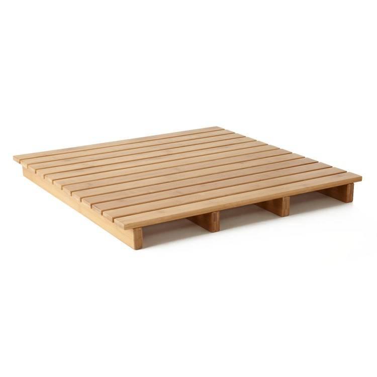 outdoor shower mat
