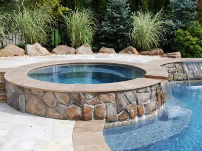 backyard pool and spa small pools and spas best small backyard pools ideas  on small pools