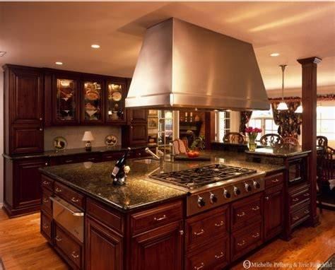 tuscan style kitchen design ideas cabinets