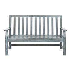 Safavieh Outdoor Bench Chic Gray Outdoor Bench Ash Grey Acacia Wood Folding  Patio Teak Bench 4 Piece Outdoor Set Grey Wash Beige Safavieh Outdoor  Storage