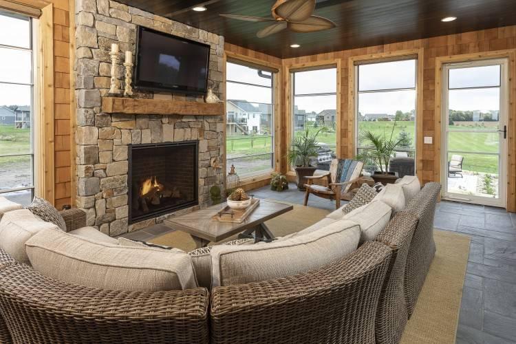 Solid Indoor / Outdoor Pouf
