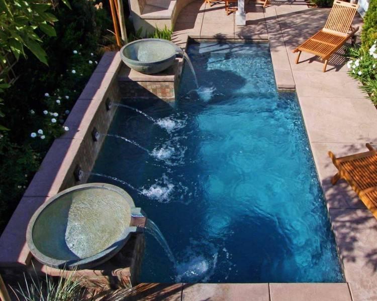 Amazing indoor swimming pool design idea