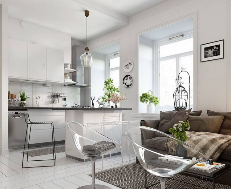 one bedroom apartment designs
