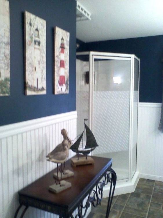 Here are 20 elegant nautical bathroom ideas to look at to help you get  started