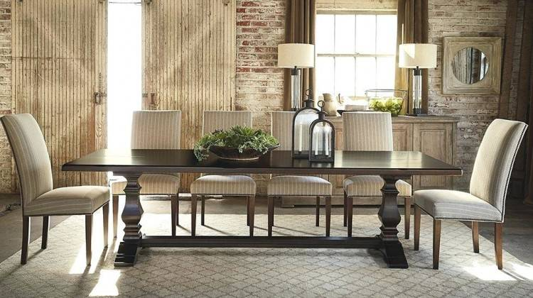 Swaim Furniture  Furniture Charlotte Nc Sectional Dining Table