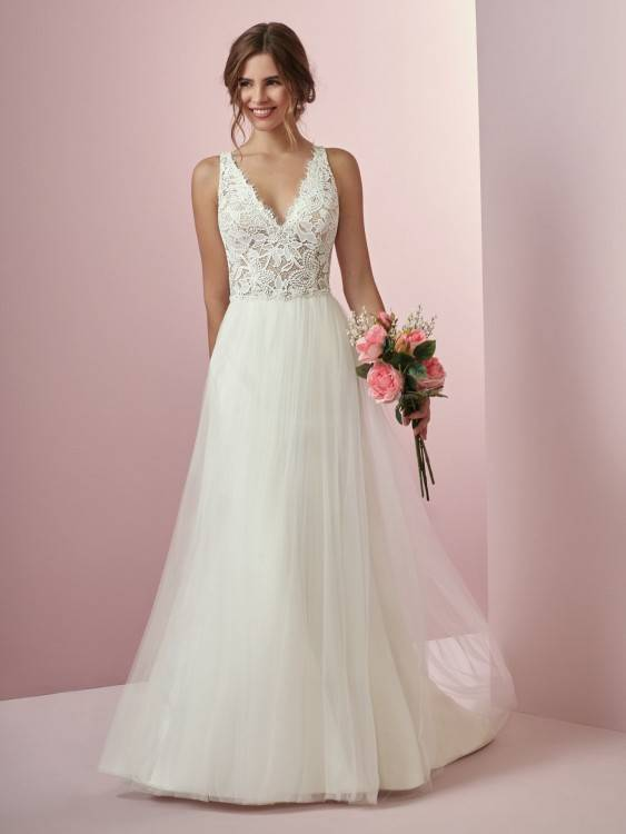 Diana gown from the 2017 Rebecca Ingram collection, as seen on  dressfinder