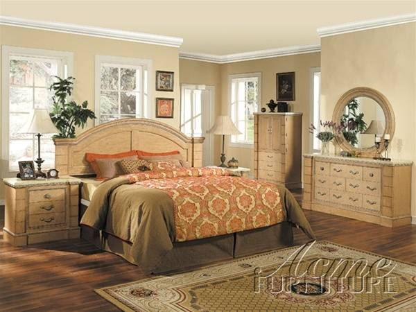 marble bedroom set