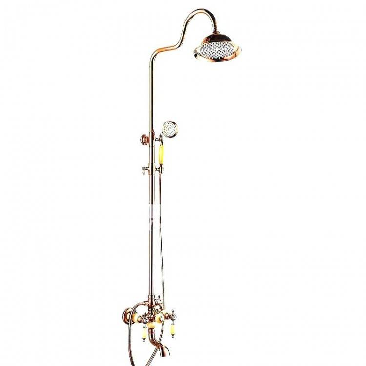 outdoor shower fixtures bronze lowes kohler