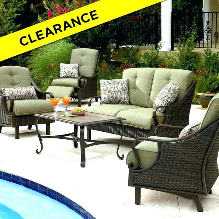 Patio Furniture Cushions Clearance Outdoor Cushion Cover – Sectionals