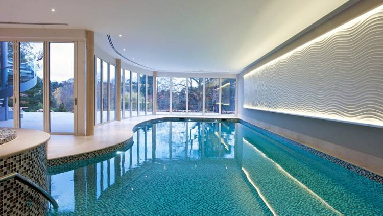 Fancy Indoor Swimming Pool Designs Cool Pools Home Decor Gallery