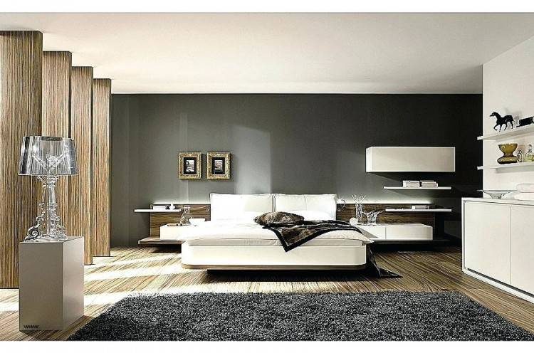 Bedroom : Astonishing Scandinavian Bedroom Design With Grey Blanket And White  Fur Rug Over Glass Bulb Hanging Lamp How to Give Feel Comfort Your