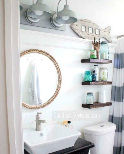 Nautical Bathroom Ideas Remodel Shower With Decor