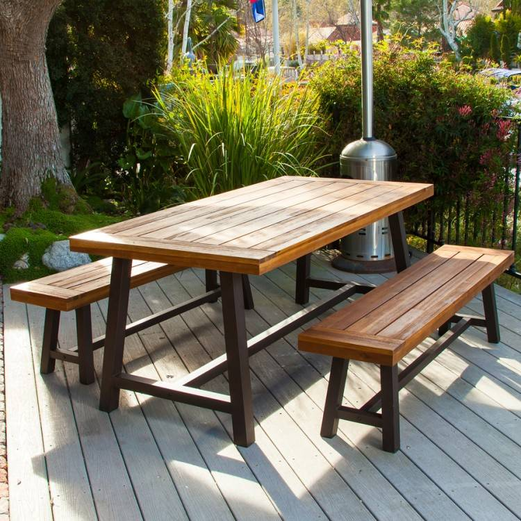 Surface preparation is the most important part of patio furniture  restoration