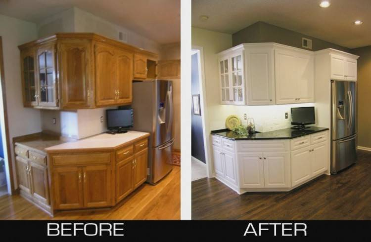 oak kitchen cabinets refinishing wood cabinet doors stainless appliances