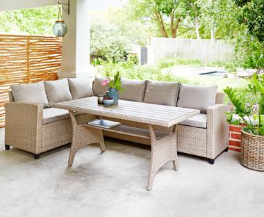 St Lucia Rattan Garden Lounge Set from 219