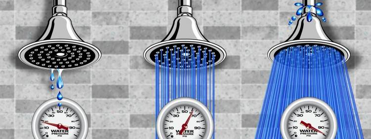 5m Shower Hose Metal