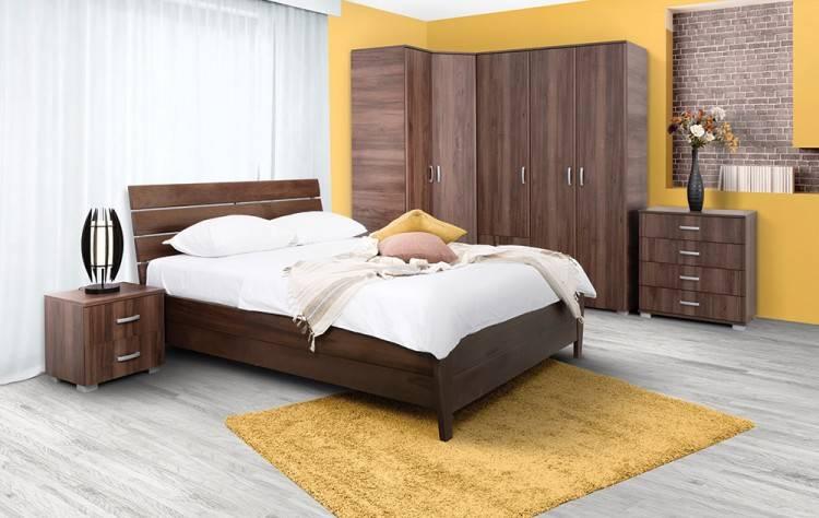 Home Bedroom Furniture Dressers Defehr Milano 6 Drawer Dresser