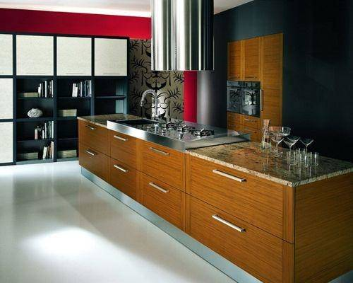 View Wenge Wood Kitchen Cabinets Decoration Ideas Cheap Unique with  Interior Design Trends