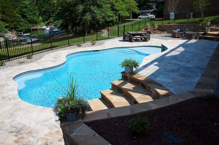 The decision to move forward with a custom swimming pool can be an exciting  one! In a few short months, you and your family will have an inviting,