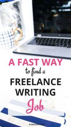Head to one of the freelance writing jobs boards or content mills and find  a job posting