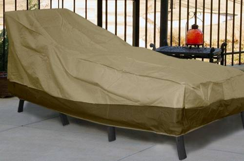 Color: TRIARMOR 128 Inches Patio  Furniture Cover