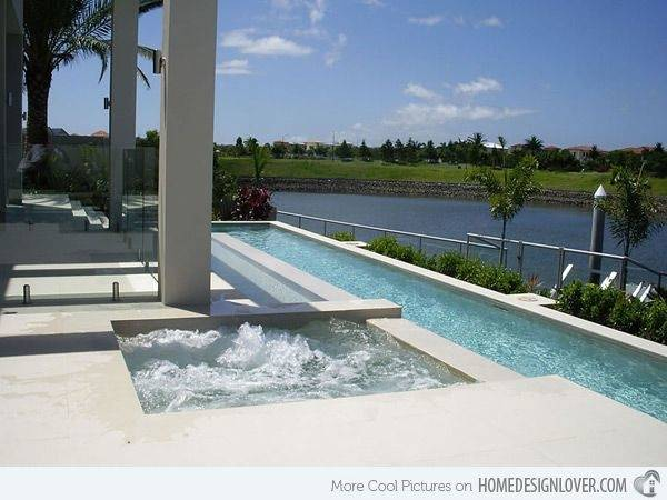 Home Lap Pool Design Ideas Clic Plans