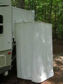 outdoor shower enclosure ideas design showers and tubs stall diy rv sho