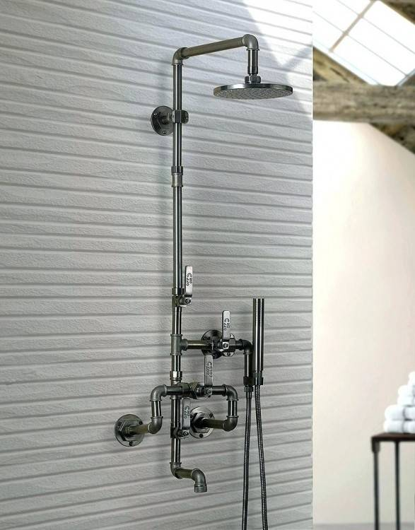 outdoor shower head copper fixtures showers installation by rose gold two  handle faucet chair antique sho