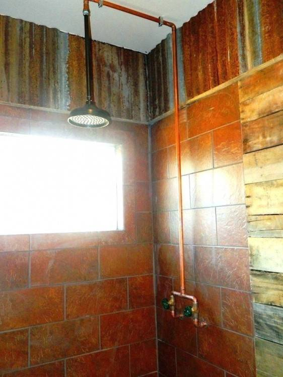 outdoor shower plumbing outdoor shower kit vintage plumbing designs ideas  and decors hot cold v outdoor