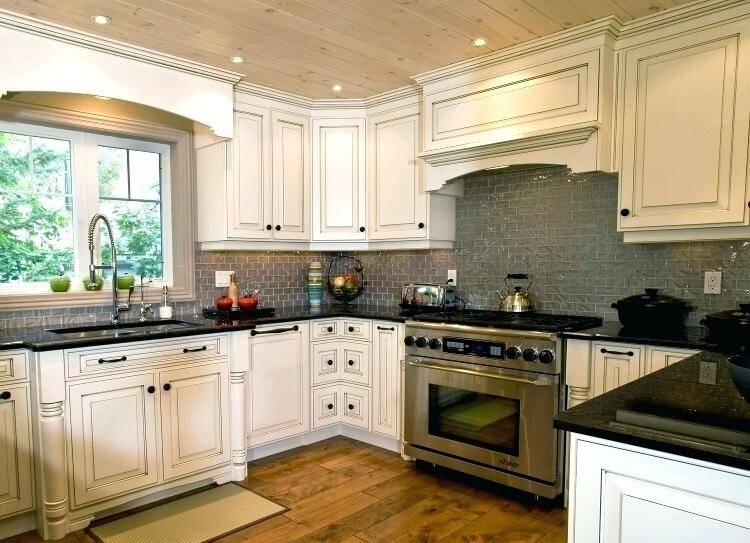 Full Size of Kitchen Backsplash Ideas Dark Countertop White Cabinets Black  Countertops Granite Excellent Whit
