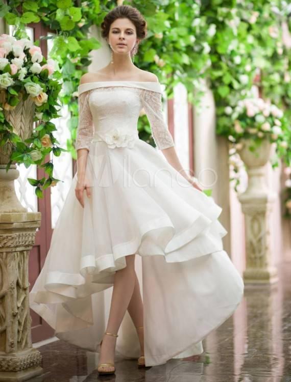 Tailor Made Wedding Dress