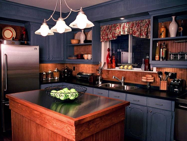 painting kitchen cabinets  color schemes old