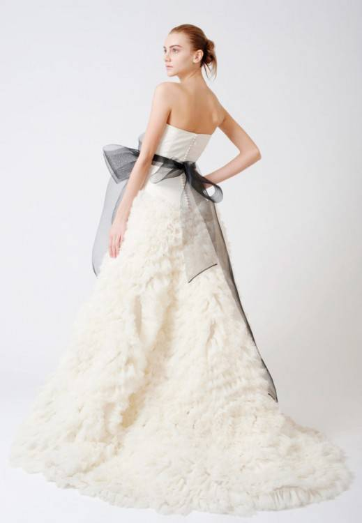 Diana Wedding Dress Vera Wang New Vera Wang Diana Size 8 Wedding Dress  Cewed Wedding