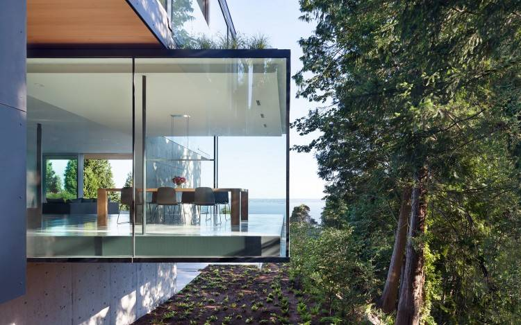 com | Modern Cabin | 10 Modern Home Designs to Inspire | House In