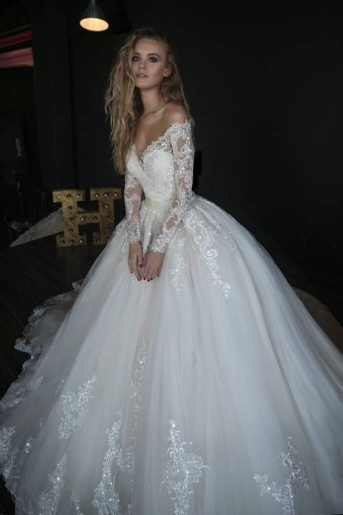 Olivia  Bottega 2018 Wedding Dresses